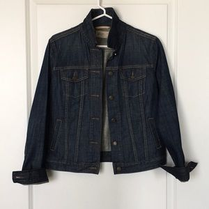 Gap Dark Rinse Denim Jacket
